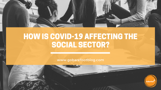 How is COVID-19 affecting the Social Sector?